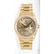 Rolex President Day-Date Perfect Pre-Owned 118238 Men's...