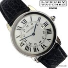 Cartier Ronde 2934 W6700255 Classic Date Full Set 2011
