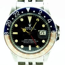 Ρολεξ (Rolex) GMT 1675 Mark I Long E