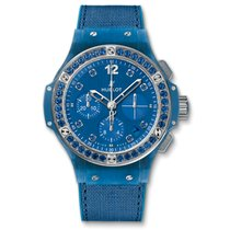 Hublot Big Bang Blue Linen
