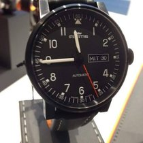 Fortis Spacematic Pilot Professional Black 623.18.71 L 01