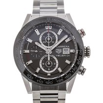 TAG Heuer Carrera 43 Automatic Chronograph Calibre Heuer 01