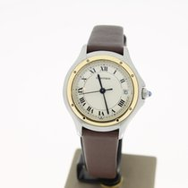 Cartier Cougar Steel/Gold Lady 26mm With Buckle (BOX1999)