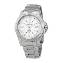 Breitling Colt 41 Silver Dial Stainless Steel Men's Watch...