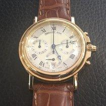 Breguet Marine Chronograph yellow gold ref.3460BA
