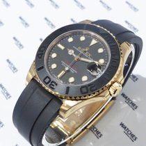 롤렉스 (Rolex) Yacht Master - 37mm Everose Gold Ceramic Bezel -...