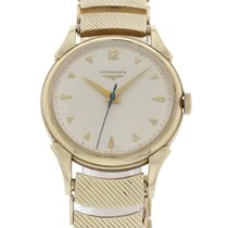 Longines Vintage Longines Wittnauer 14k Yellow Gold