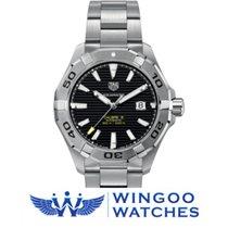 豪雅 (TAG Heuer) Aquaracer 300M Nero Cal. 5 Ghiera Acciaio Ref....
