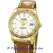 Rolex Datejust Men's 116138 Pre-Owned