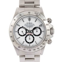 Rolex Daytona Mov. Zenith L Serial 40mm In Acciaio Ref. 16520