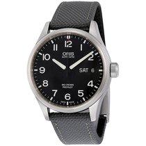 Oris Big Crown Pro Pilot Black Dial Mens Watch 75276984164FS