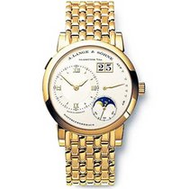A. Lange & Söhne 109.321 Lange 1 Moonphase in Yellow Gold...