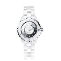 Chanel J12 White Quartz Ceramic Ladies Watch H4861