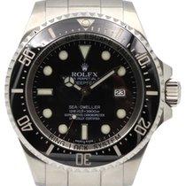 Rolex Deepsea 116660 44mm Black Stainless Steel Sea-Dweller...