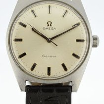 Omega - Vintage mens manual winding wristwatch, Circa.1960's