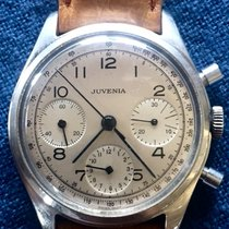 Juvenia Hermetic Anti-Magnetic Chronograph ref.