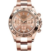 勞力士 (Rolex) Full Everose Gold Pink Dial 116505