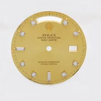 Rolex Day-Date Zifferblatt mit Diamanten