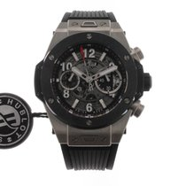 Hublot Big Bang Unico Titanium Ceramic Skeletal