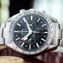 Omega Speedmaster Broad Arrow Co-Axial GMT