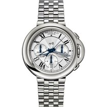 Bedat & Co 830.011.101 Bedat No. 8 Chronograph in Steel -...