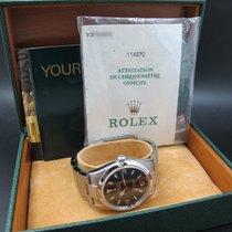 勞力士 (Rolex) EXPLORER 1 114270 Black Dial with Box and Paper