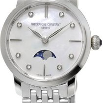 Frederique Constant Geneve SLIMLINE MOONPHASE FC-206MPWD1S6B...