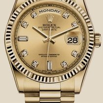 Rolex Day-Date 36mm Yellow Gold