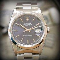 ロレックス (Rolex) Date – Reference: 15200 – Full Set – Dual dial –...