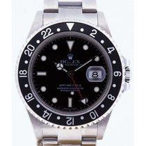 Ρολεξ (Rolex) GMT-MASTER II 16710 year 2005