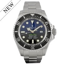 Rolex Sea-Dweller Deepsea D-Blue James Cameron Edition 116660 NEW