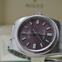 Rolex Oyster Perpetual Grape Dial (Europe Watches)