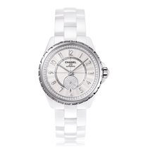 Chanel J12 White Automatic Ladies Watch H3841