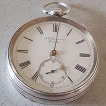 14 J.W.Benson, London - The Lutgate Watch - Lepine Pocket...