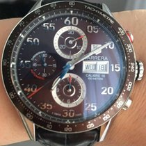 TAG Heuer Carrera Calibre 16 Day Date Chronograph Automatic 43mm