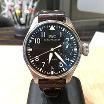 IWC Big Pilot 7 Tage Power Reserve IW500401 Box+Papiere Deutsch