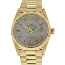 Rolex Vintage Rolex Day Date President 18K Yellow Gold 1803