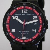Porsche Design Flat Six Automatic 40mm