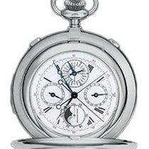 Audemars Piguet Grand Complication White Dial Pocket Watch...