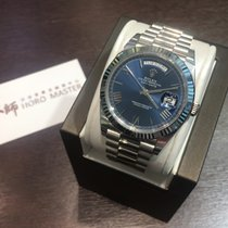 Rolex Horomaster-228239 Oyster Day-Date 40 mm White Gold