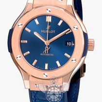 Hublot Classic Fusion 38mm Automatic Rose Gold