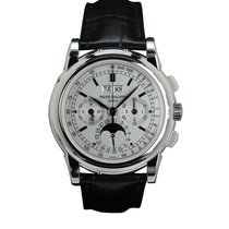 Patek Philippe PATEK PHILLIPE 5970 WHITE GOLD FULL SET