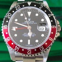Rolex GMT - Master II Ref. 16710A Stick Dial NOS / Cal.3186...