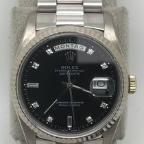 劳力士  (Rolex) DayDate 18k White Gold with Original Diamond...