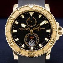 Ulysse Nardin 266-33 266-33 Maxi Marine Diver Black RG /...