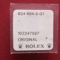 Rolex Krone 24-604-0 in Stahl ersetzt die 24-603-0 und die...