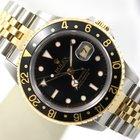 Rolex GMT-MASTER II REF. 16713 STEEL GOLD VINTAGE