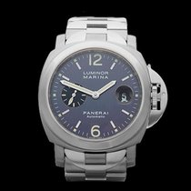 パネライ (Panerai) Luminor Titanium Gents Pam 91