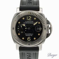 Panerai Luminor Submersible Regatta