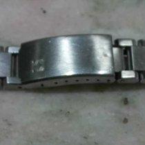 Zenith vintage steel bracelet mm 20 total lenght cm 14.5